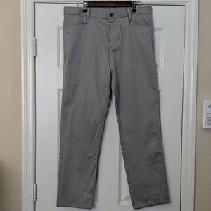 Men's Calvin Klein Flat Front Dress Pants